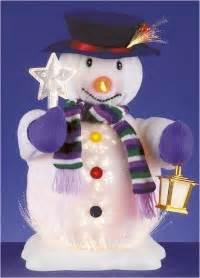 cheap christmas decorations fibre optic christmas snowman and xmas snowman