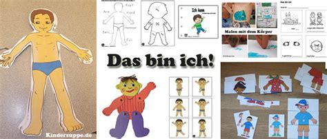 projekt farben kindergarten ideen projekt das bin ich und mein koerper kindergarten und kita ideen