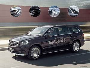 Maybach Mercedess First SUV Might Very Well Look Like This