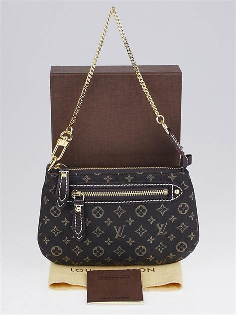 louis vuitton fusain monogram idylle mini accessories