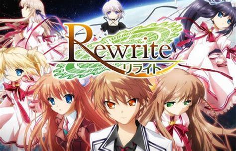 anime genre magic dan action rewrite episode 1 13 end sub indo download anime mp4