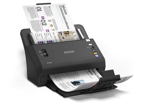 epson workforce ds 860 duplex sheet fed document scanner