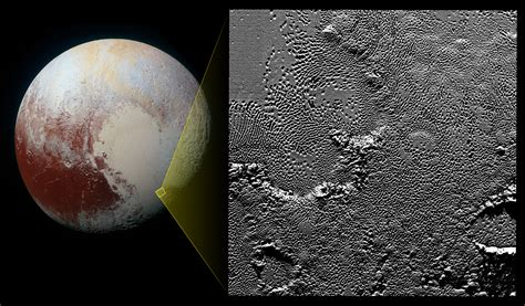The Incredible Geology Of Pluto  Scientific American Blog Network