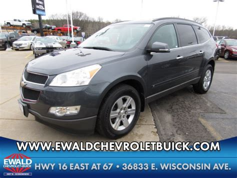 Ewald's Best Chevy Suv Types For Sale In Wi