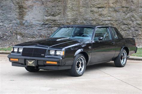 Buick Grand National by 1987 Buick Grand National For Sale 1911052 Hemmings