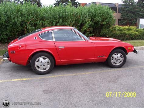 1976 Datsun 280z by 1976 Datsun 280z Information And Photos Momentcar