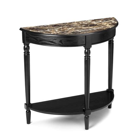 french country sofa table shop convenience concepts french country console table at
