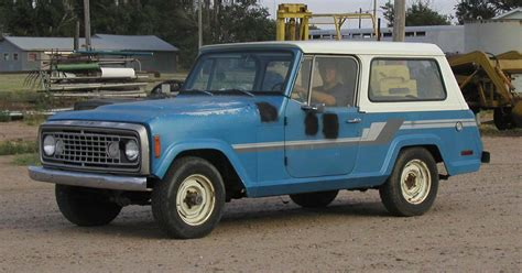 commando jeep 1973 jeep commando information and photos momentcar