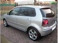 2008 Volkswagen Polo 18T GTI used car for sale in
