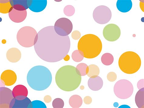 polka dot bright light colors and polka dots what is your favorite