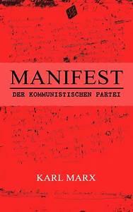 Karl Marx  Manifest Der Kommunistischen Partei