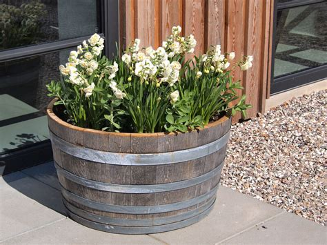 How To Build A Wood Flower Pot
