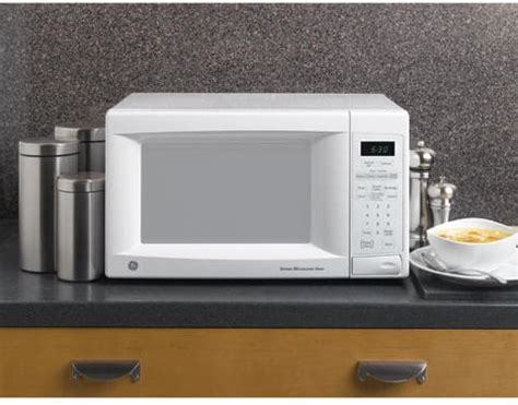 GE JES1160DPWW 1.1 cu.ft. Countertop Microwave Oven with