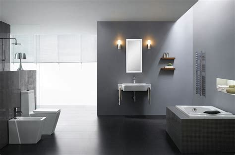 Modern Bathroom And Toilet by Medio Modern Bathroom Toilet
