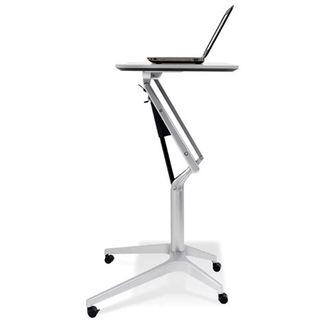 adjustable height laptop stand white dcg stores