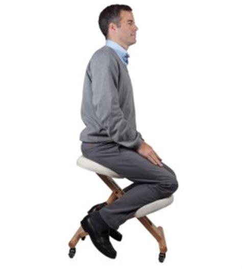 si 232 ge ergonomique assis genoux 233 vitez le mal de dos sur