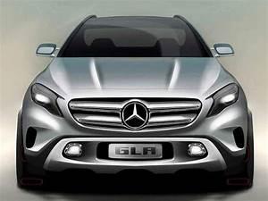 Nouveau Mercedes Gla : futur mercedes gla plus large et avec une d clinaison coup ~ Voncanada.com Idées de Décoration