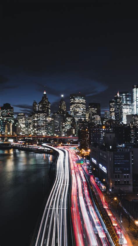 wallpaper manhattan  york city cityscape skyline