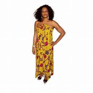 African Dress Yellow Wedding Dress Ankara Dress By ...