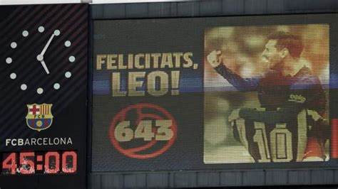 Lionel Messi equals Pele goalscoring record with 643rd ...