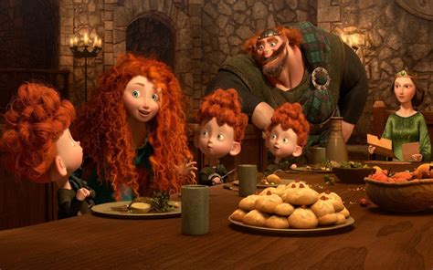 Brave Animated Movie Outstanding New Wallpapers All Hd
