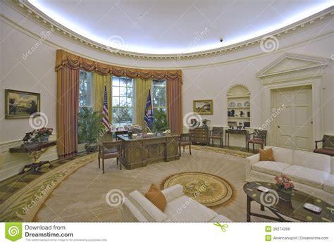 bureau ovale maison blanche reproduction du bureau d 39 ovale de la maison blanche photo