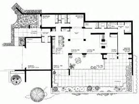 walkout basement floor plans eplans contemporary modern house plan passive solar