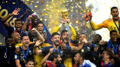 World Cup Daily France Are Worthy Champions The