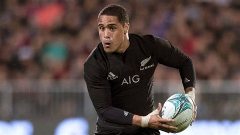 All Blacks' Aaron Smith Banned Over Encounter In An