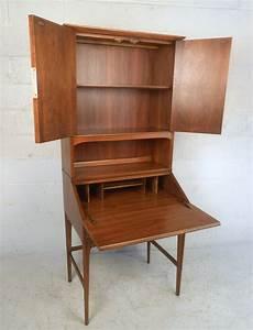 Danish Modern Secretary Desk Style Thediapercake Home Trend Exclusive Danish Modern Secretary Desk