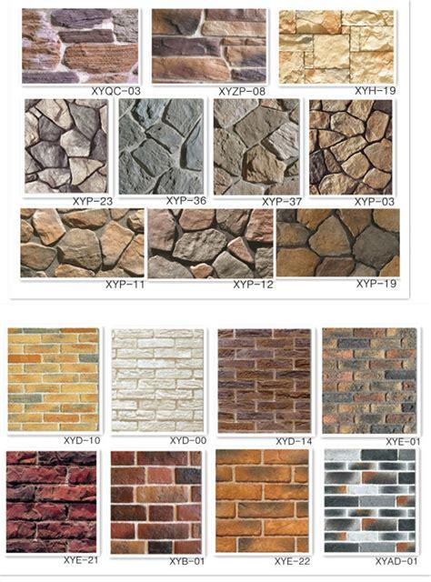 faux stone wall brick tile artficial brickexterior wall