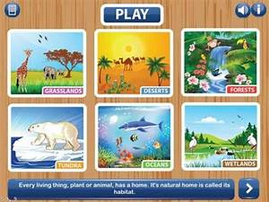 Ecosystems HD [ages: 6+, iPad] - an app teaching about ...