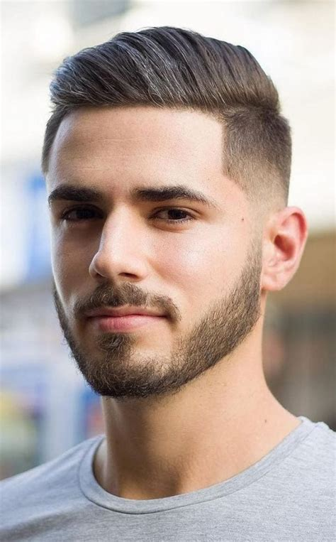 You will probably need a professional to create this hairstyle for you because being precise and highly focused is the key here. Best Short Hairstyles For Men In 2020 - Fontica Blog