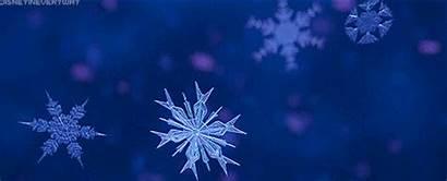 Snowflakes Disney Frozen Animated Snowflake Snow Gifs