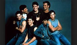The Outsiders Outsiders Cast