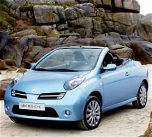 Nissan Micra Cabriolet : 2005 nissan micra c c k12 specifications carbon dioxide ~ Melissatoandfro.com Idées de Décoration