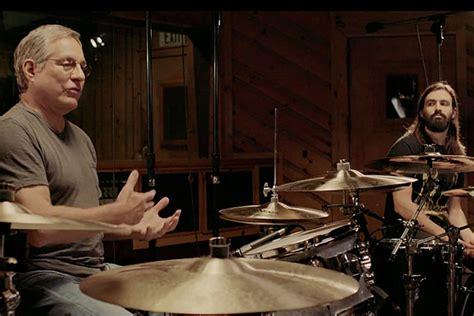 jay weinberg father max weinberg shoot guitar center