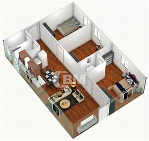 Marvelous Download Simple Three Bedroom House Plans Home ...