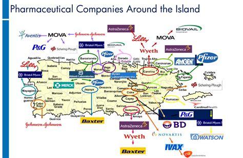 Pharmaceutical Companies Puerto Rico