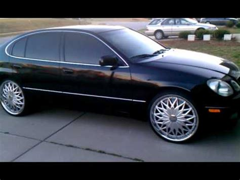 2000 Lexus Gs 300 On 22s Cartel Customs Miami Florida S