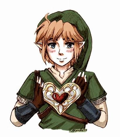 Zelda Link Legend Happy Valentine Sword Loz
