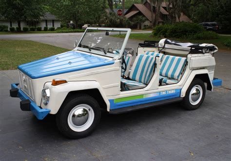Acapulco Edition 1974 Volkswagen Type 181 Thing For Sale