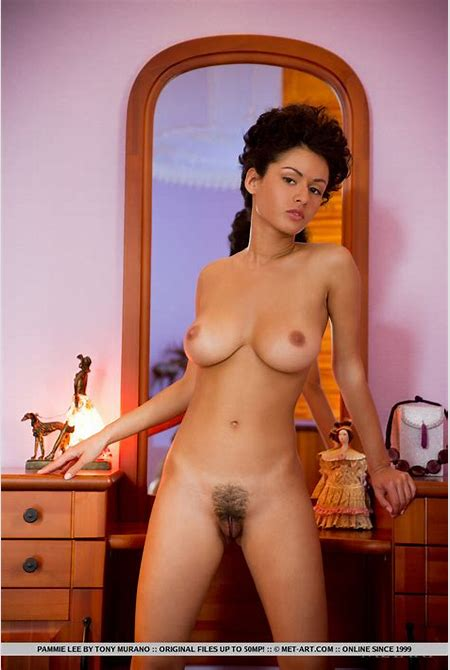 Gorgeous body Pammie Lee shows hairy pussy | The Hairy Lady Blog