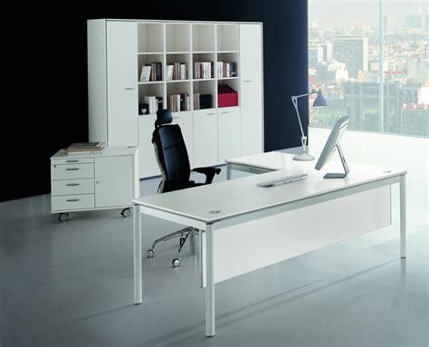 white office table desk white glass office desk home office furniture set