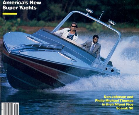 Miami Vice Wellcraft Scarab 38 by 38 Kv Scarab Pics Info Page 2 Offshoreonly