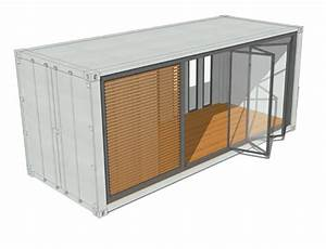 Container Als Gartenhaus : 20ft containerhaus containerhome containerhouse imnu varianten ~ Sanjose-hotels-ca.com Haus und Dekorationen