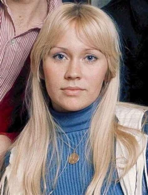Pin by Linette (Blondie) on Svenskt hår in 2020 | Agnetha ...