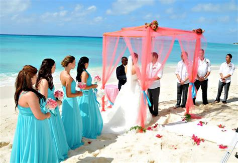 Cruise Ship Weddings Are Catching On