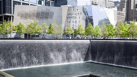 9 11 Memorial Reflecting Pool