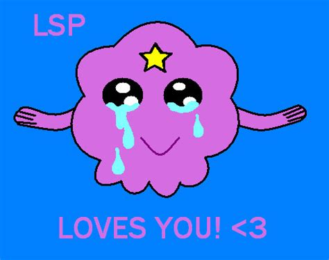 Lumpy Space Princess Meme - lumpy space princess loves you by dawnvivyan on deviantart